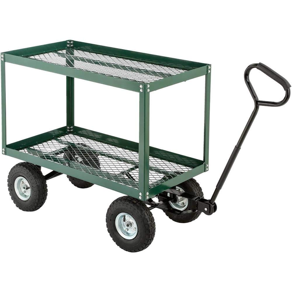 Grizzly T24064 Nursery Double Cart