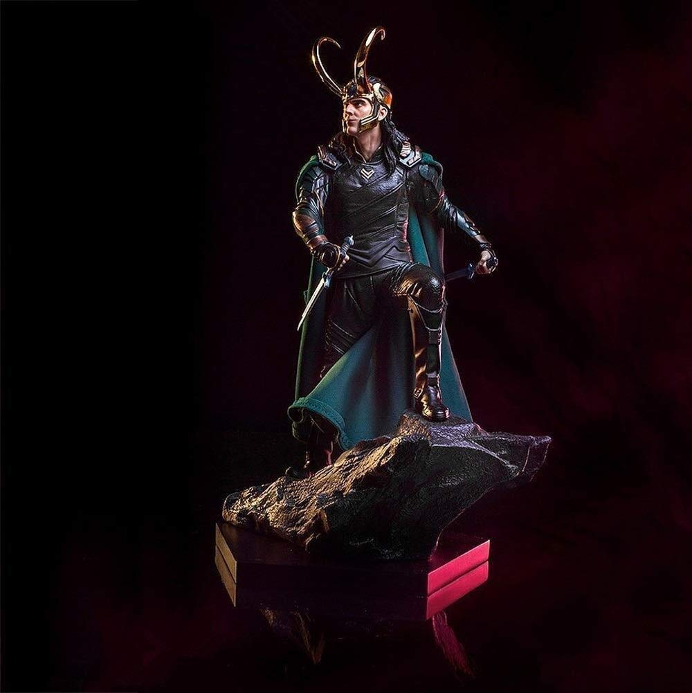 MODELSS Fulian 3 G/ötter Abendd/ämmerung Loki Loki Spielzeug Anime