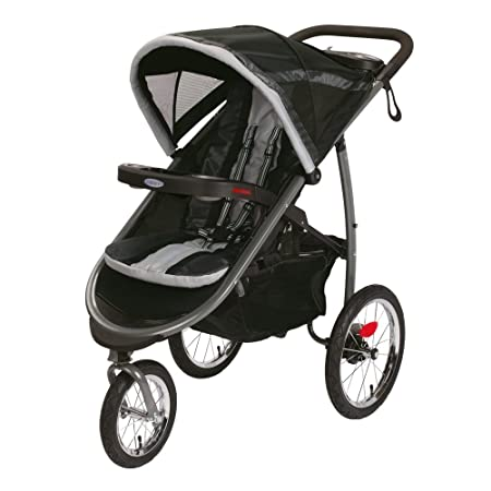 Review Graco Fastaction Fold Jogger
