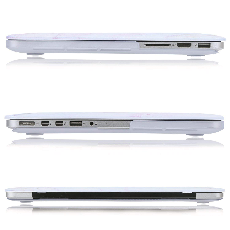 MacBook Pro 15 Zoll mit Retina Display A1398 MOSISO H/ülle Kompatibel MacBook Pro 15 Retina NO CD-ROM - Ultrad/ünne Plastik Hartschale H/ülle Kompatibel Vorherige Generation Blau