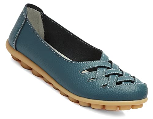 Appartements Fangstoloafer - Courte Femme Chaussures Fille, Couleur Multicolore, Taille 36