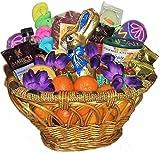 Easter Parade Breakfast, Fruit & Sweets Basket