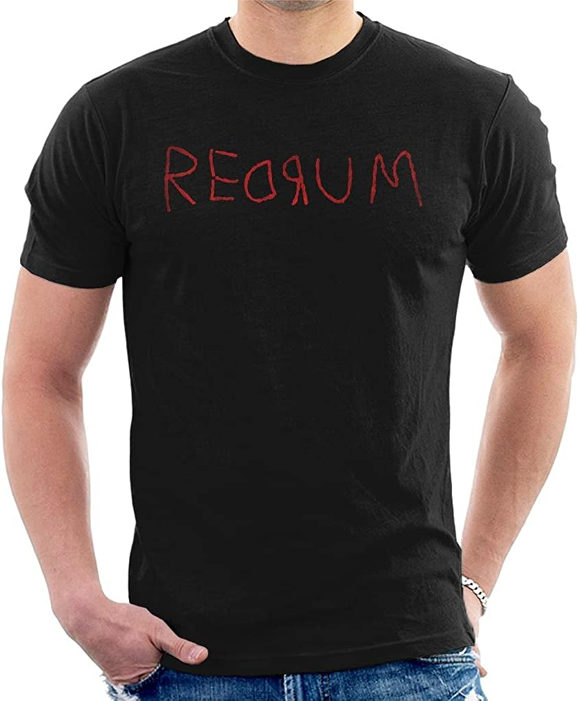 Cloud City 7 The Shining Redrum Mens T-Shirt