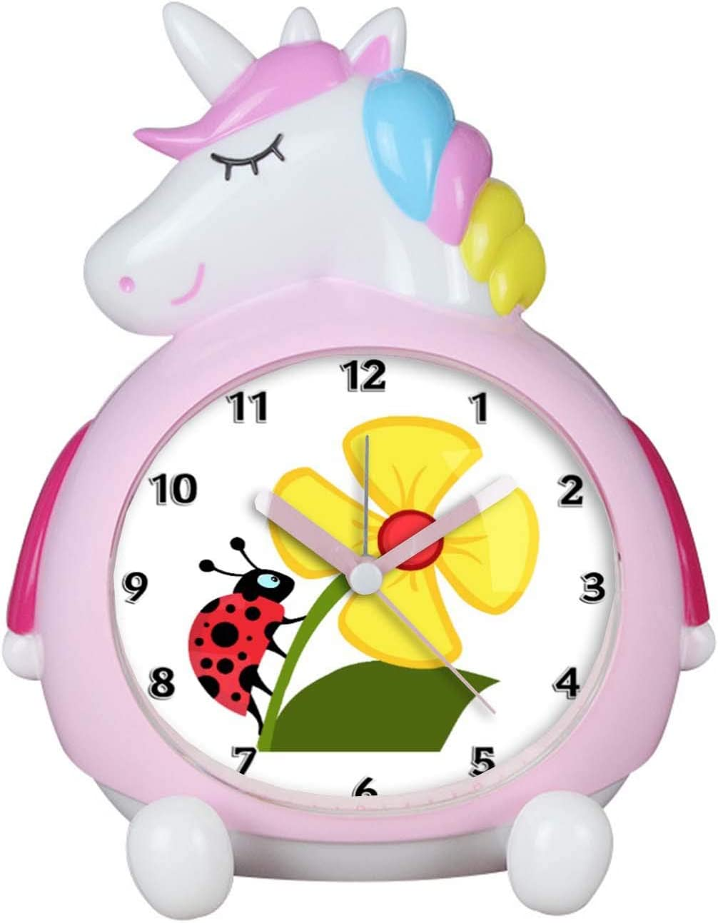 Kxdn Roblox Alarm Clock Colorful Mood Led Alarm Clock Snooze Night Amazon Com Djsnz12 Unicorn Alarm Clock For Girls Wake Up Night With Loud Music Alarm 083 Ladybug Flower Clcok Bedroom Decoration Home Kitchen
