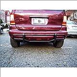 1999  Mercedes  Ml  Rear  Bumper