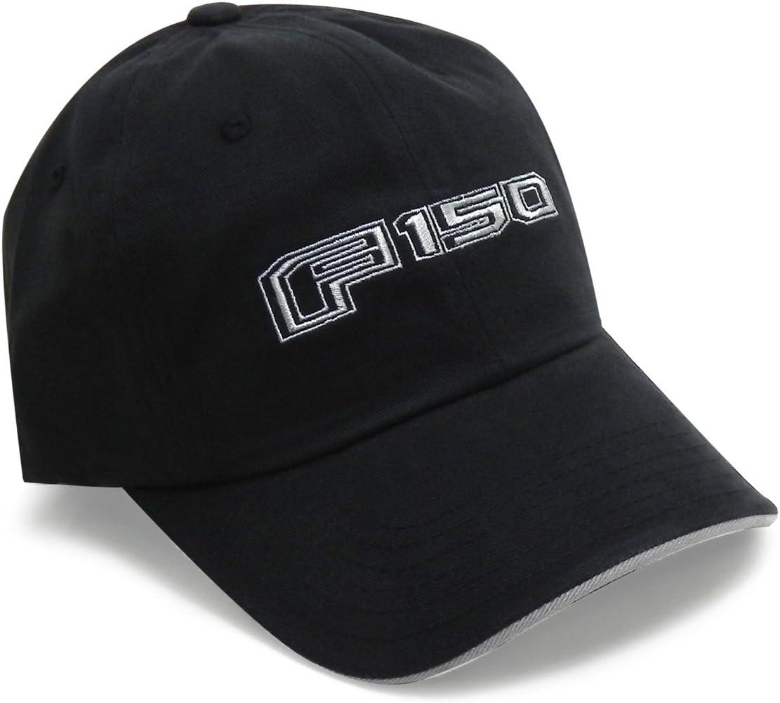 Ford F150 2015 to 2018 Logo Black Baseball Cap