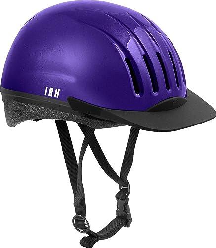 Adjustable Schooling Horse Riding (Equestrian) Helmet for Kids or Beginner [IRH] Picture