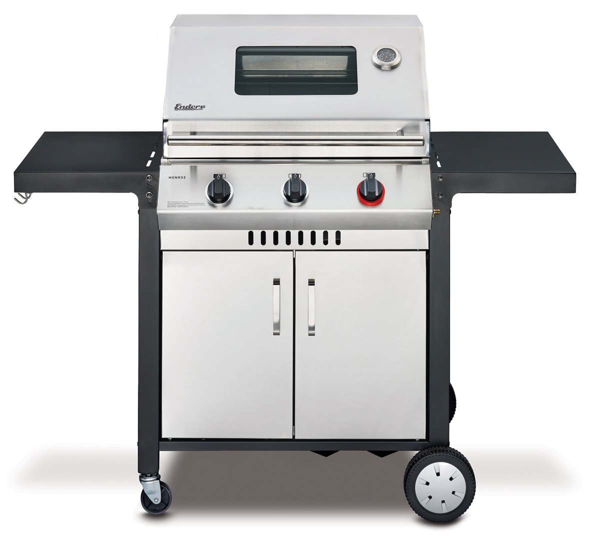 Enders BBQ Gasgrill MONROE 3 S Turbo, Gas Grill 83636*
