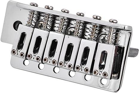 Dilwe Sistema de Puente Tremolo de Guitarra, Sistema de Tremolo de ...