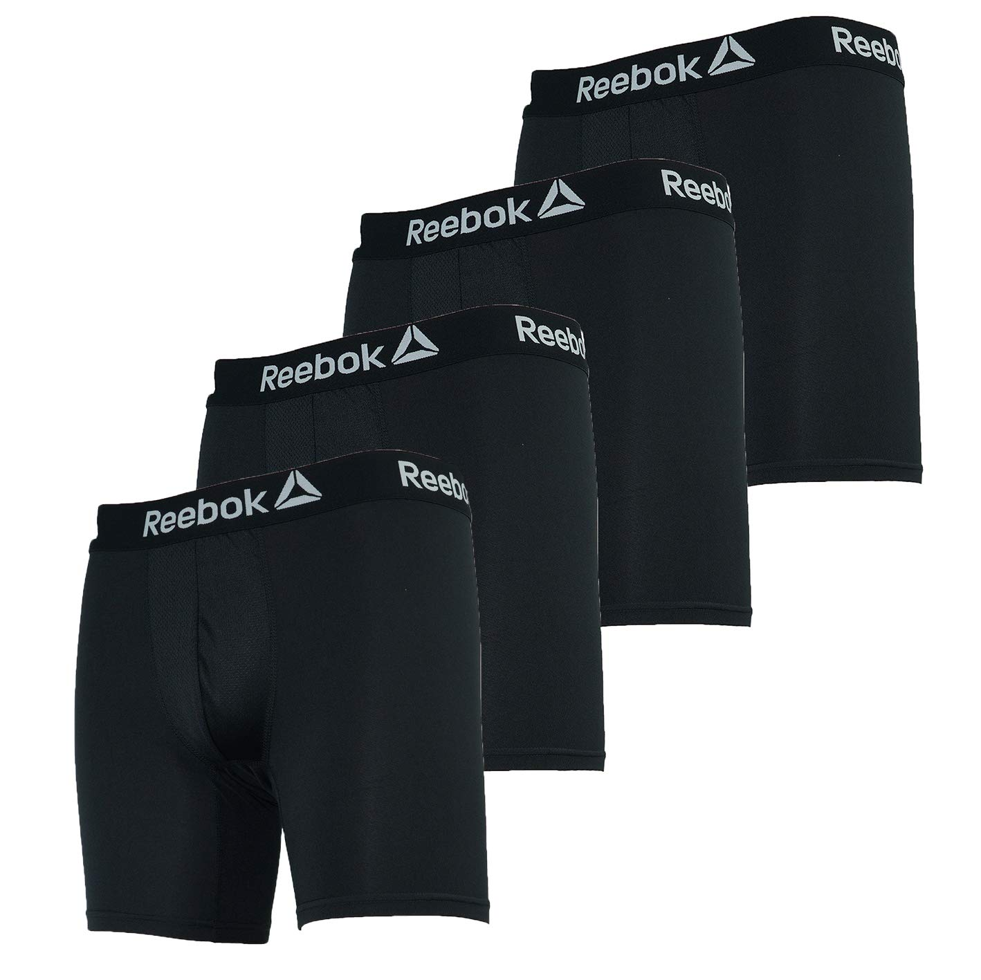 Reebok 4 Pack Underwear Performance Boxer Brief Men - 191