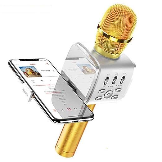 YYZLG Teléfono móvil Inalámbrico Karaoke Artefacto Tarjeta ...