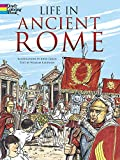Life in Ancient Rome (Dover History Coloring Book)