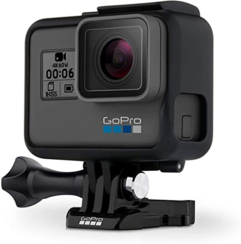 GoPro HERO6 Black 4K Action Camera Renewed