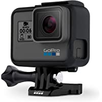 GoPro HERO6 Black 4K Action Camera (Renewed) cámara de acción