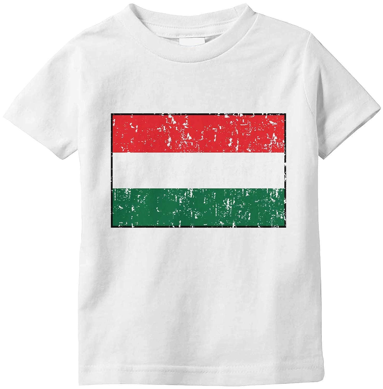 Amdesco Hungary Flag Hungarian Infant T-Shirt