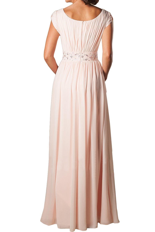 8718a1ece1 it Topkleider Vestito Bianco Donna Triangolo 54Amazon v8O0mNnw