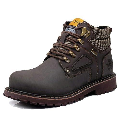 Botas De Seguridad para Hombre, Ligeras, Impermeables, Zapatillas De Deporte, Zapatos De