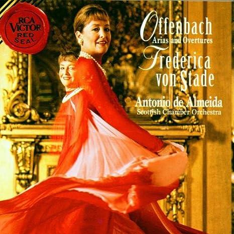 Offenbach: Arias and Overtures - Frederica von Stade