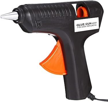 40W Hot Melt Glue DIY Car Dent Repair Tool Removal Repair Kit with Glue Sticks for Auto Door Body