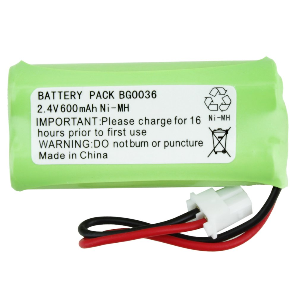 Fenzer Rechargeable Cordless Phone Battery for Vtech CS6114 CS6114-11 CS6114-2 by Fenzer (Image #1)