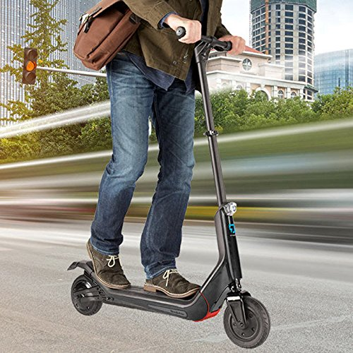 Citybug 2 Electric Scooter with Lights--Made Exclusively for Brookstone!