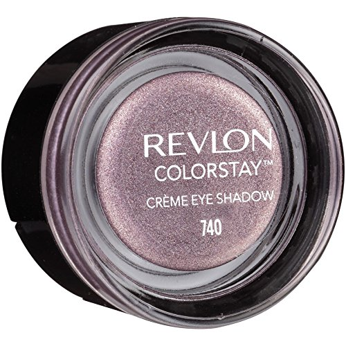 Revlon ColorStay Crème Eye Shadow,  Black Currant, 0.16 oz (Revlon Colorstay Soft And Smooth Lipstick Shades)