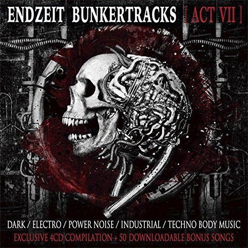 CD : Endzeit Bunkertracks [Act 7] - Endzeit Bunkertracks [act 7] (4PC)