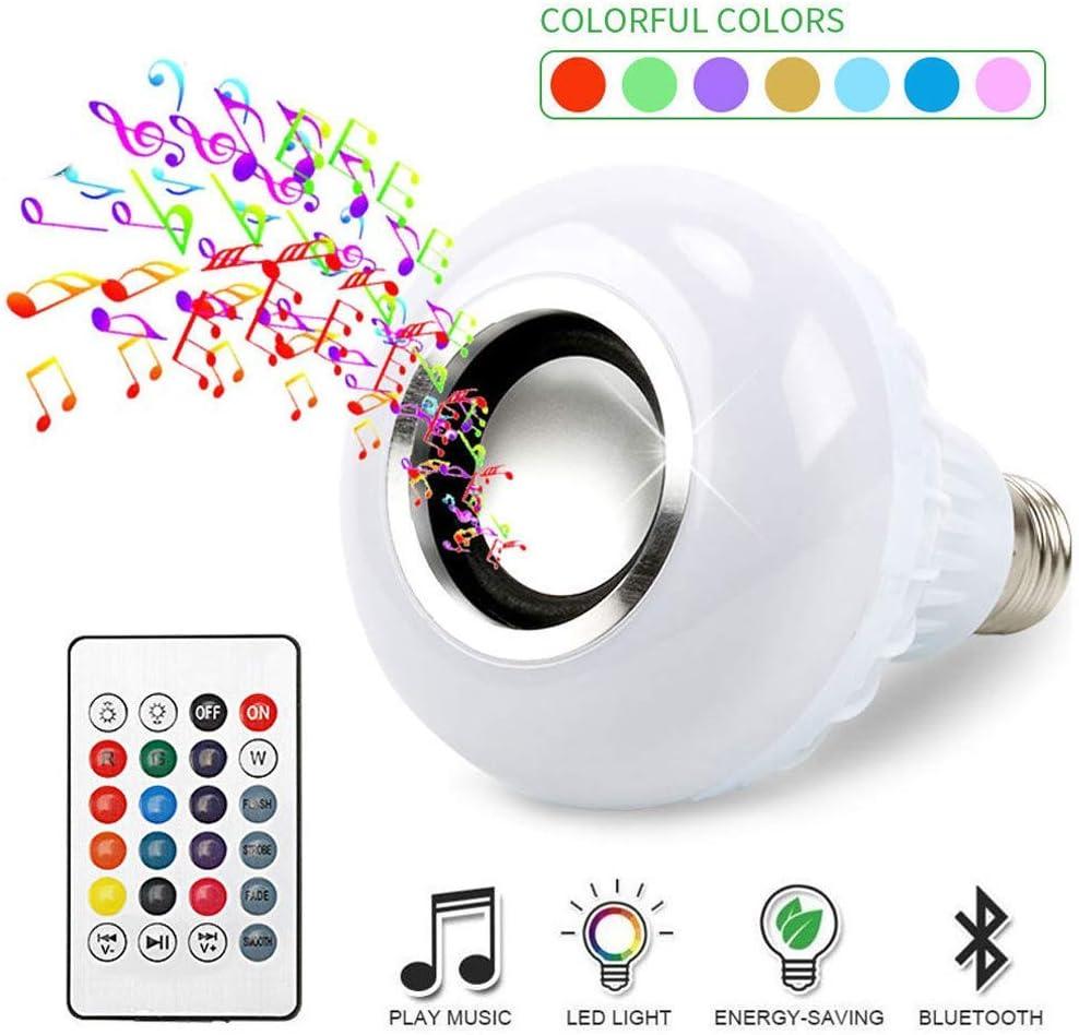 Best Bluetooth Light Bulb Speakers