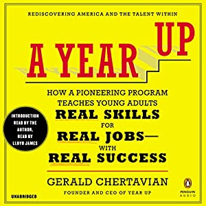 A Year Up Audiobook