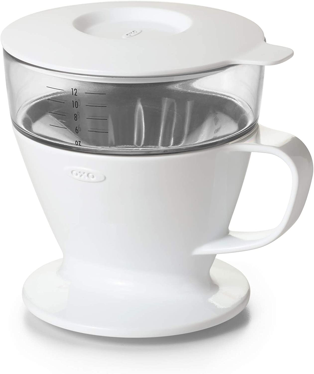 oxo brew single serve pour over coffee dripper