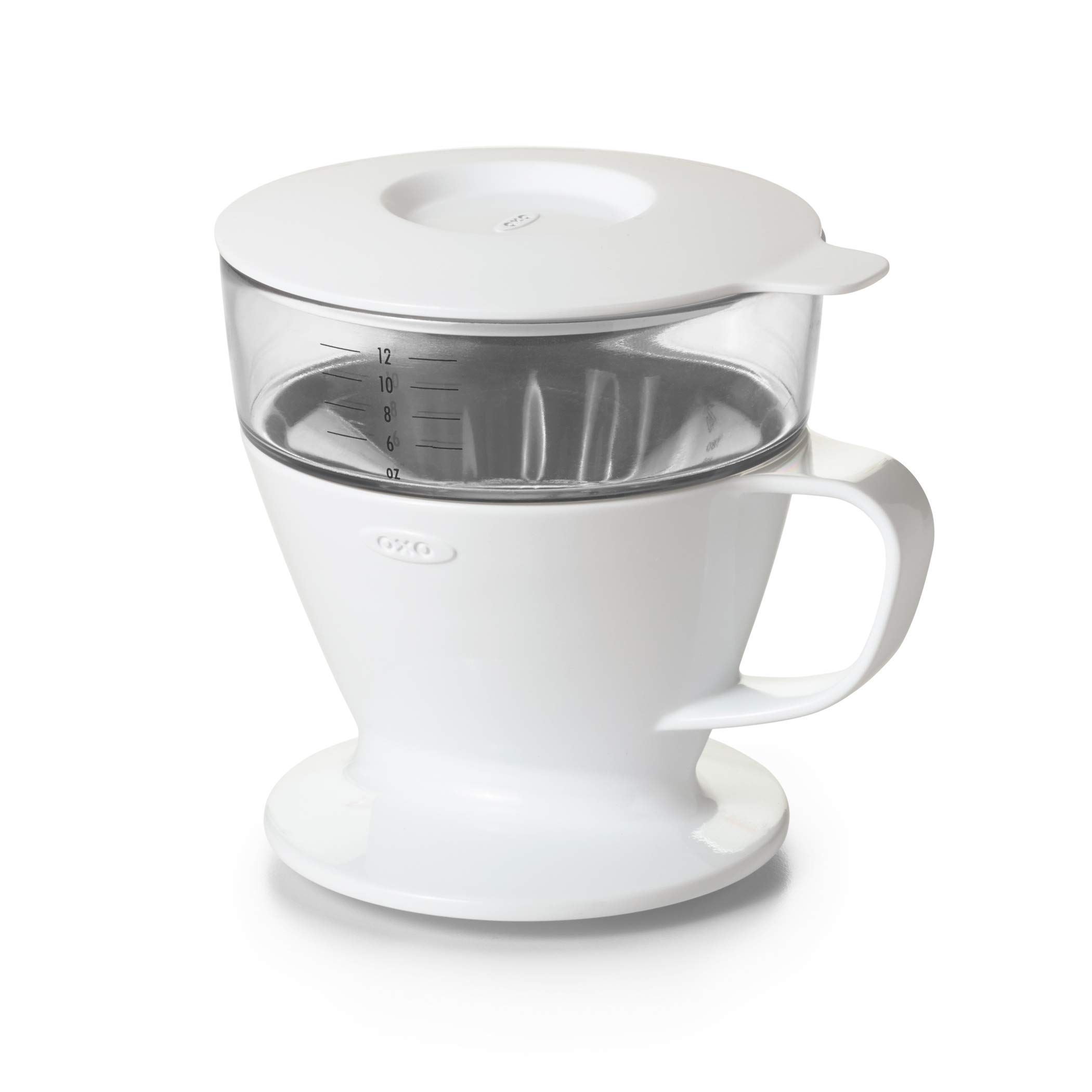 OXO BREW Single Serve Pour Over Coffee Dripper with Auto-Drip Water Tank by OXO