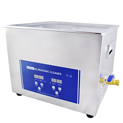 limplus 15L Digital Commercial Ultrasonic Cleaner Small Parts Degrease