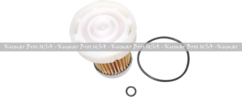 New Kubota Fuel Filter with O-Rings RTV-X1120DW RTV-X1140R RTV-X1140W