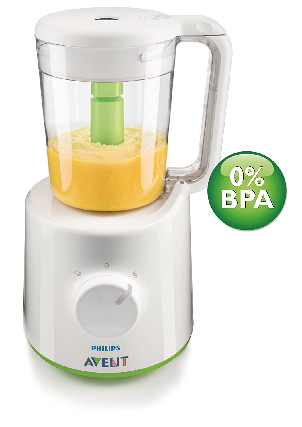 Philips Avent Combined Baby Food Steamer and Blender  AVENT  Amazon.co.uk   Baby f89e40291a8