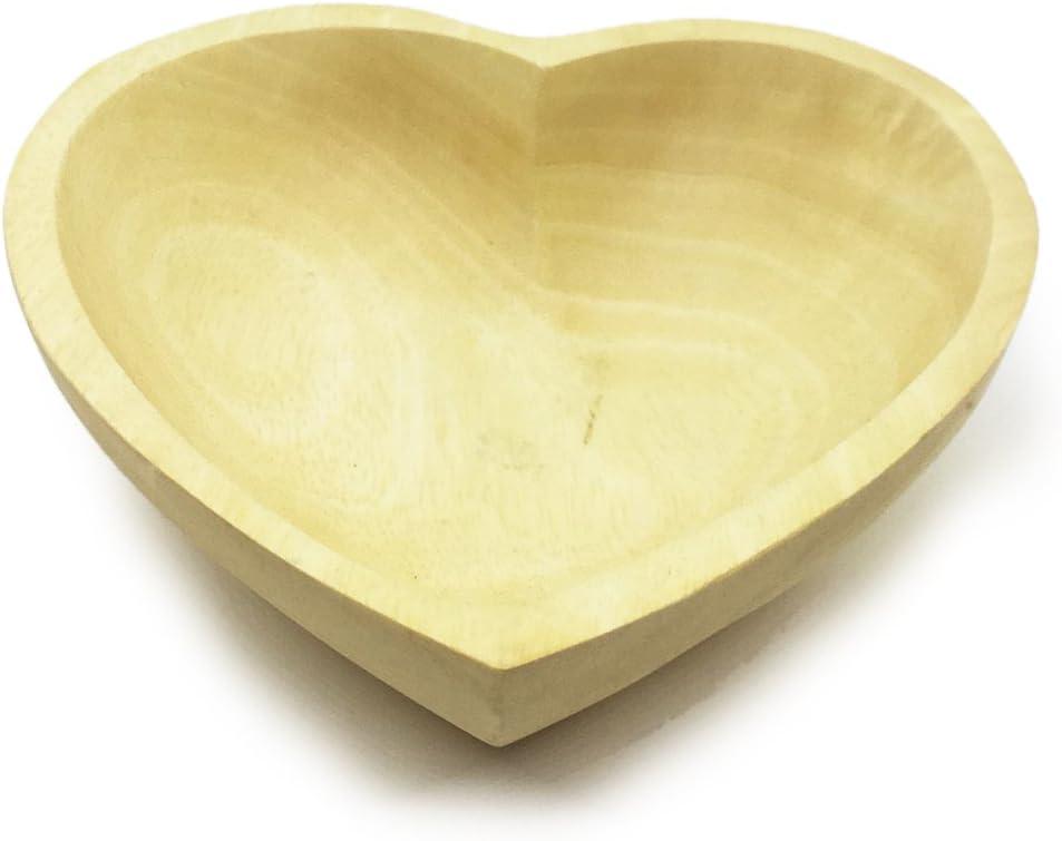 popcorn bowl lap bowl wooden dish wooden bowl hand made bowl wood serving dish SG-231 candy dish Wood Bowl