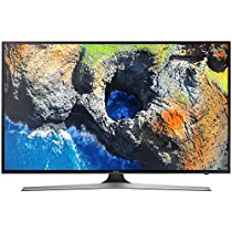 "Samsung MU6179 50"" 4K Ultra HD Smart TV Wi-Fi Black LED TV"