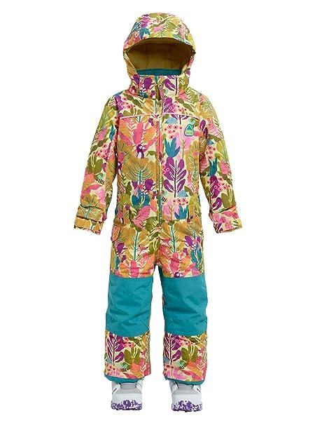 Killtec Rompy Mini Sci/Tuta da Neve con Cappuccio E Paraneve Unisex Bambini Abbigliamento tecnico Abbigliamento