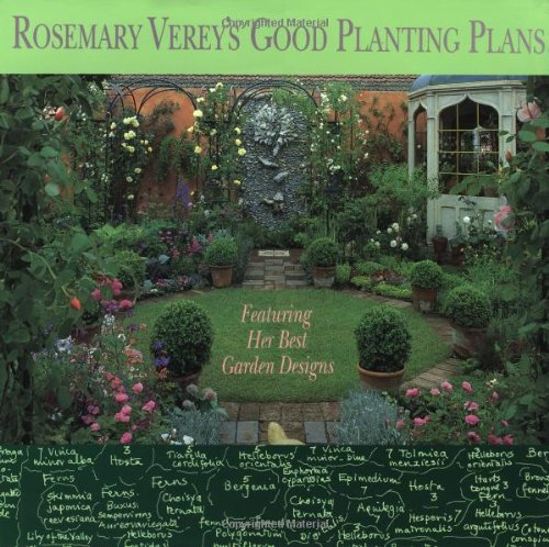 Rosemary Verey S Good Planting Plans Rosemary Verey