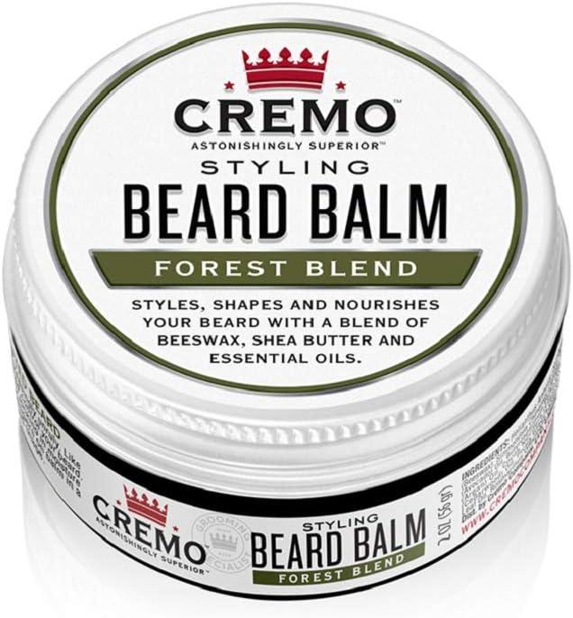 Cremo Nourishing Styling Beard Balm