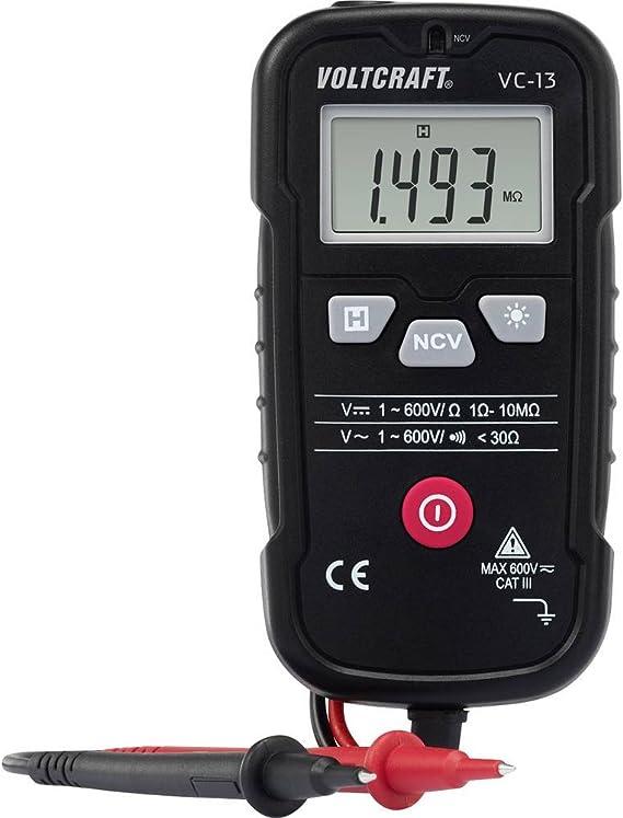 Voltcraft Vc 13 Digital Multimeter Elektronik