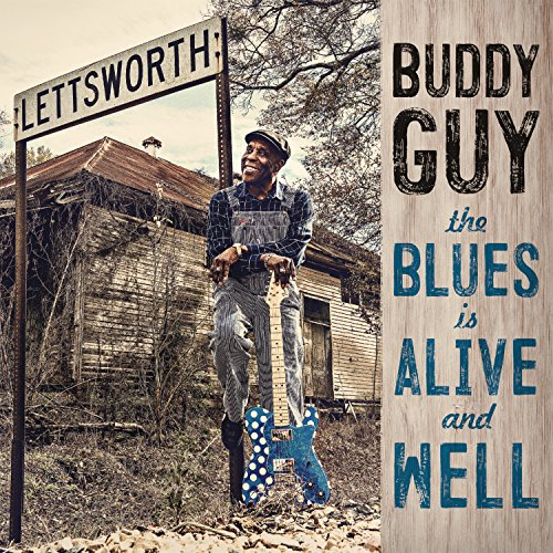 10 best buddy guy cd