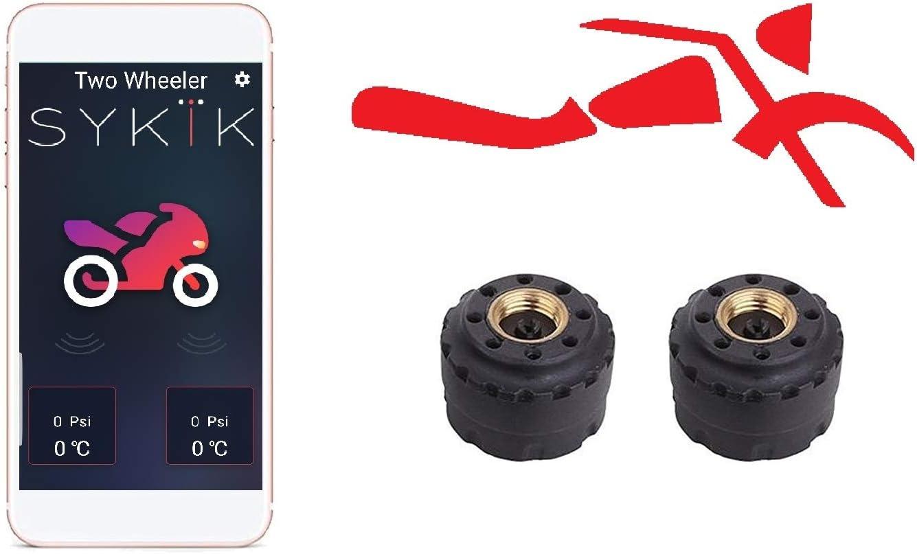 SYKIK Rider SRTP210 Wireless tire Pressure Monitoring System