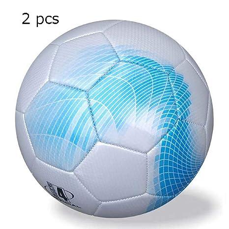 Entrenamiento de futbol Balón de fútbol de 2 chicas para niños ...