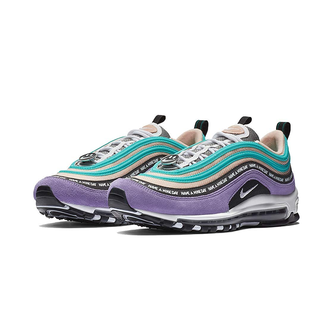 finest selection 734f6 88a3c Amazon.com: Nike Air Max 97 Have a Day BQ9130-500 US Size 7 ...