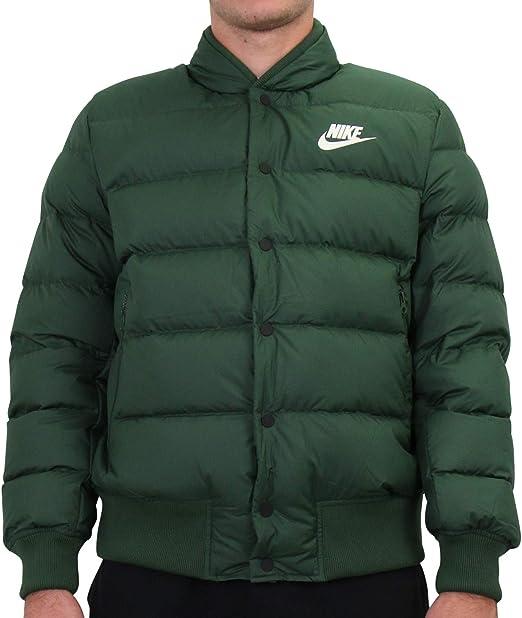 Nike Men's Down Bomber Jacket at Amazon