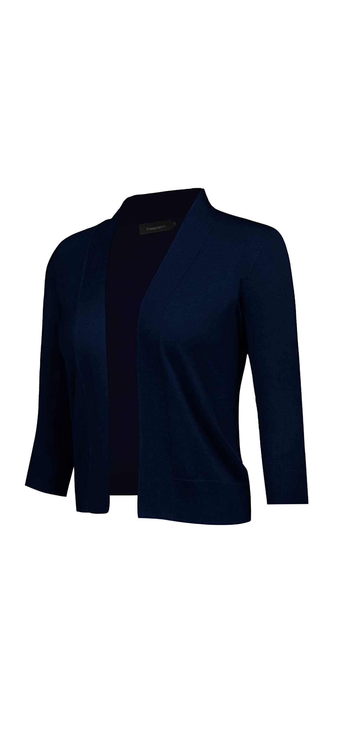 Cardigan Sweaters For Women / Sleeve Open Front