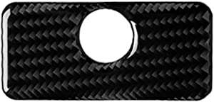 hors Carbon Fiber Interior Instrument Dashboard Storage Box Door Handle Frame Panel Decal Cover Trim for Bumblebee Chevrolet Camaro SS RS LT ZL1 2017+