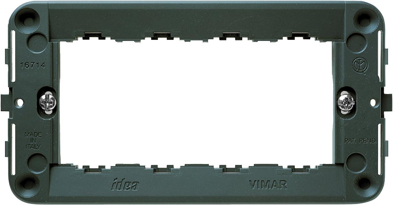 Vimar Support 4 Modules