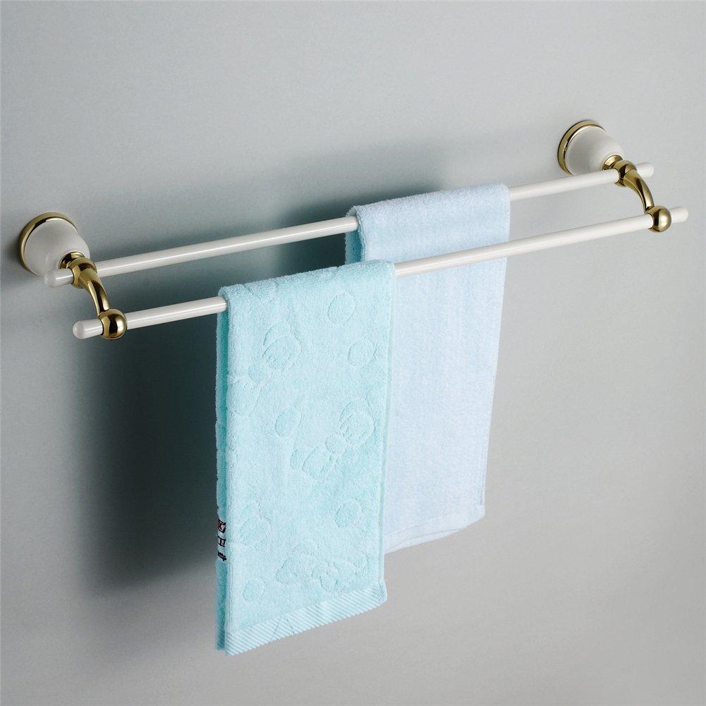 Amazon.com: INCHANT 26-Inch Double Towel Bar for Bathroom Kitchen ...