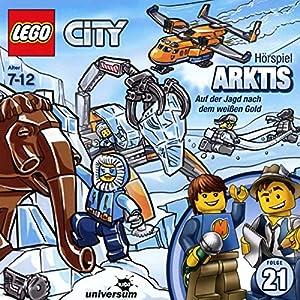 LEGO City 21: Arktis (CD): Auf der Jagd nach dem weißen Gold (CD de audio)